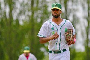 Sport - Baseball - Montefiascone - Hernandez