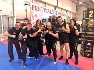 Sport - Arti marziali - Krav Maga al Festival dell'oriente di Roma