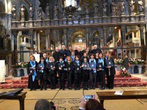 La Schola Cantorum della Quercia alla basilica di san Marco a Venezia
