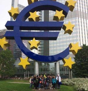 Francoforte - Liceo Buratti e il progetto Erasmus educateFrancoforte - Liceo Buratti e il progetto Erasmus educate