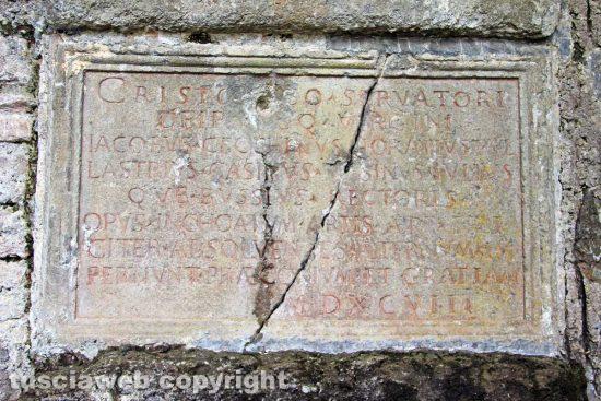 Viterbo - Un fontanile del XVI secolo
