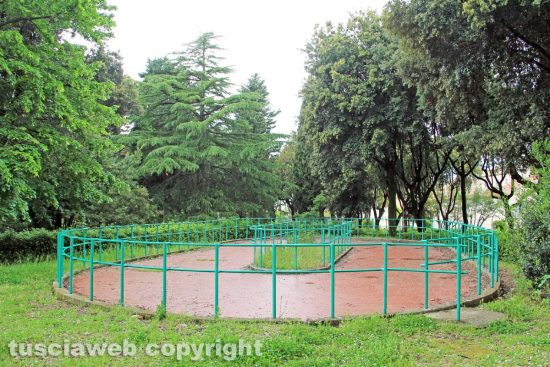 Viterbo - L'abbandono di Pratogiardino Lucio Battisti