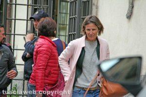 Omicidio in via San Luca - Il magistrato Eliana Dolce