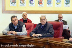 L'assemblea dei sindaci Talete - Marini e Arena