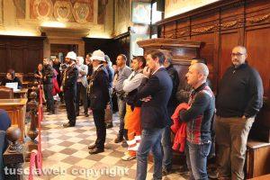 Viterbo - Lavoratori Talete in consiglio comunale