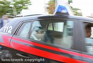 Omicidio Norveo Fedeli - Michael Aaron Pang all'uscita dalla caserma dei carabinieri