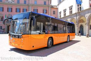 Viterbo - Autobus Francigena