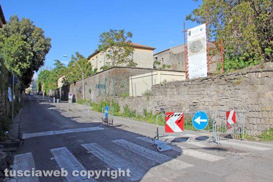 Viterbo - Via del Pilastro