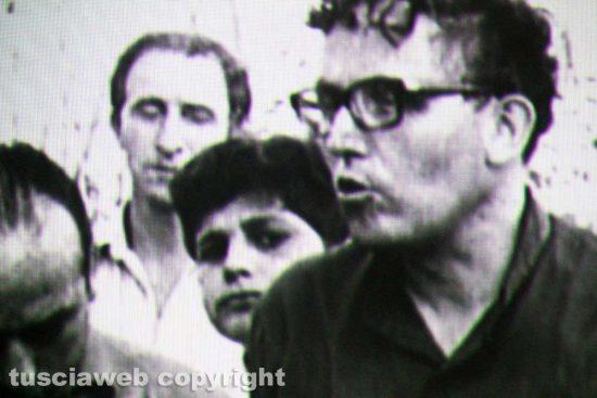 Montefiascone - Gérard Lutte negli anni '70