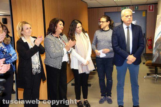 Viterbo - Paola Conti, Simonetta Pachella, Antonella Sberna, Giovanni Arena