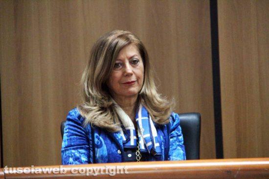 Maria Antonietta Bentivegna dirigente scolastica del liceo scientifico Paolo Ruffini