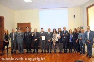 Viterbo - Firmata la convenzione a tutele delle vittime di reato
