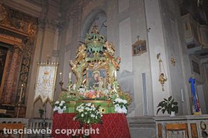 Viterbo - La festività della Madonna Liberatrice