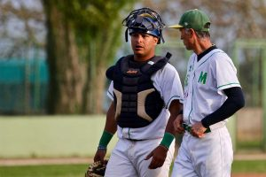 Sport - Baseball - Montefiascone - Salgado e Carletti