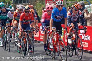 Giro d'Italia - Il traguardo volante a Vetralla