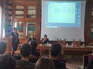 Viterbo - L'incontro di Democrazia delle regole in prefettura