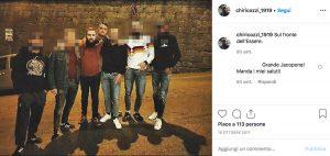 Casapound - I post sui social di Francesco Chiricozzi