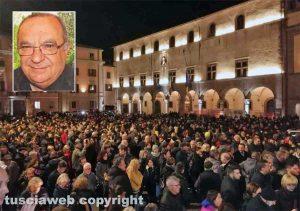 Omicidio Fedeli - Viterbo scende in piazza