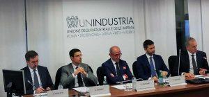 """Roma - Unindustria - Il convegno """"Alla scoperta del Qatar"""""""