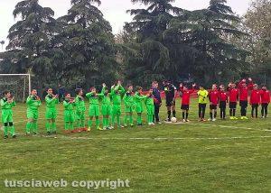 Viterbo - Terzo memorial Giuseppe Centamore - Calcio Tuscia e Sorianese