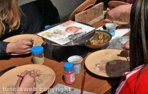 Viterbo - La città della ceramica