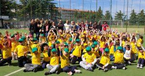 Viterbo - Campagna amica Coldiretti e Asd Viterbo scuola calcio - Il cibo sano per lo sport giusto