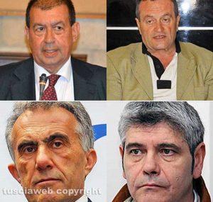 Giulivi, Moscherini, Caprioli e Zezza
