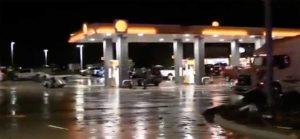 Oklahoma - Tornado distrugge motel