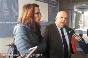 Omicidio in via San Luca - I difensori Remigio Siciilia e Lilia Ladi