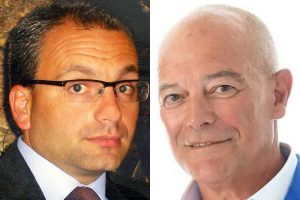 Paolo Dottarelli e Manlio Sciuto
