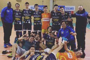 Sport - Pallavolo - Tuscania volley - L'under 20