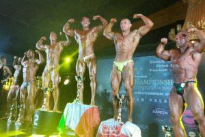 Sport - Body building - Il trofeo Pegaso