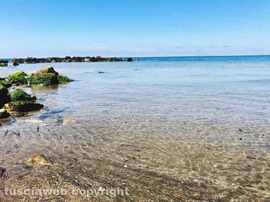 Il mare di Tarquinia