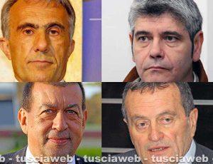 Caprioli, Zezza, Giulivi e Moscherini