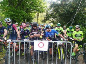 Sport - Cimini Race - Granfondo di Viterbo - La partenza