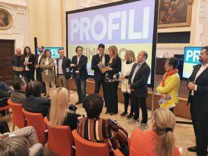 Bagnoregio - La presentazione del candidato sindaco Luca Profili