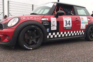 Sport - Motori - Una vettura dell'X car motorsport