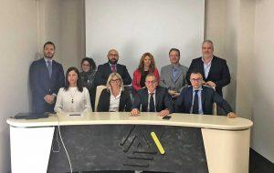 Il nuovo consiglio provinciale dell'ordine dei consulenti del lavoro