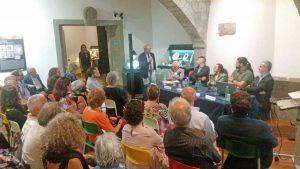 Viterbo - La conferenza sulle maioliche medievali