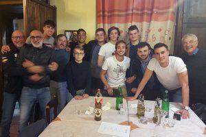 Sport - Pallacanestro - Favl basket - La cena di fine stagione