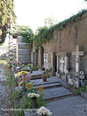Viterbo - Cimitero di san Lazzaro