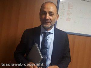 L'avvocato Luca Paoletti