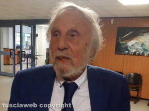 L'avvocato Franco Taurchini