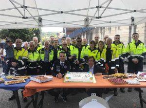 Orte - Il gruppo della protezione civile