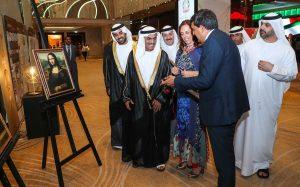 Dubai - Skylab studios presenta tre opere di Leonardo Da Vinci
