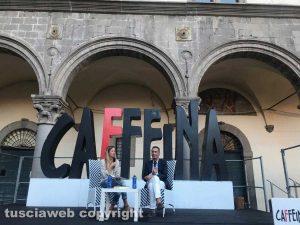 """Viterbo - Fabio Calenda presenta """"I soldi sono tutto"""" a Caffeina"""