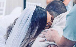 Il matrimonio tra Navar Herbet Maia Falwasser