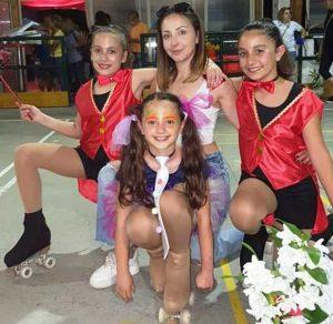 Viterbo - Skating circus