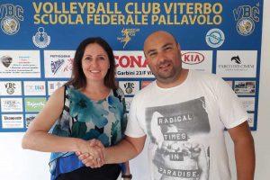 Sport - Pallavolo - Vbc - Alberta Conti ed Emiliano Giandomenico