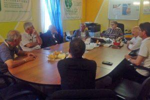 """Tarquinia - Semi di pace ha incontrato l'associazione """"Tutte le età attive per la solidarietà"""""""
